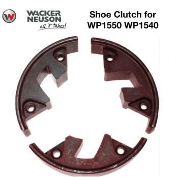 Wacker Neuson 0086230 5000086230 Shoe Clutch WP1540 WP1550 Plate Compactors