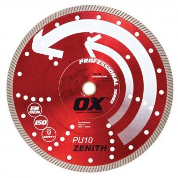 OX OX-PU10-14 14 inch  Professional Universal Diamond Blade OXPU1014