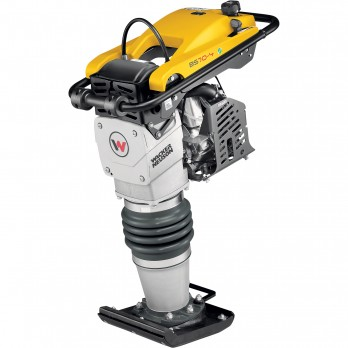 Wacker Neuson BS60-4As Tamping Rammer with Honda engine and 11 in Ramming Shoe
