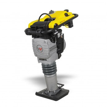 "Wacker Neuson BS50-2plus Two-stroke Jumping Jack Rammer with 11"" Shoe"