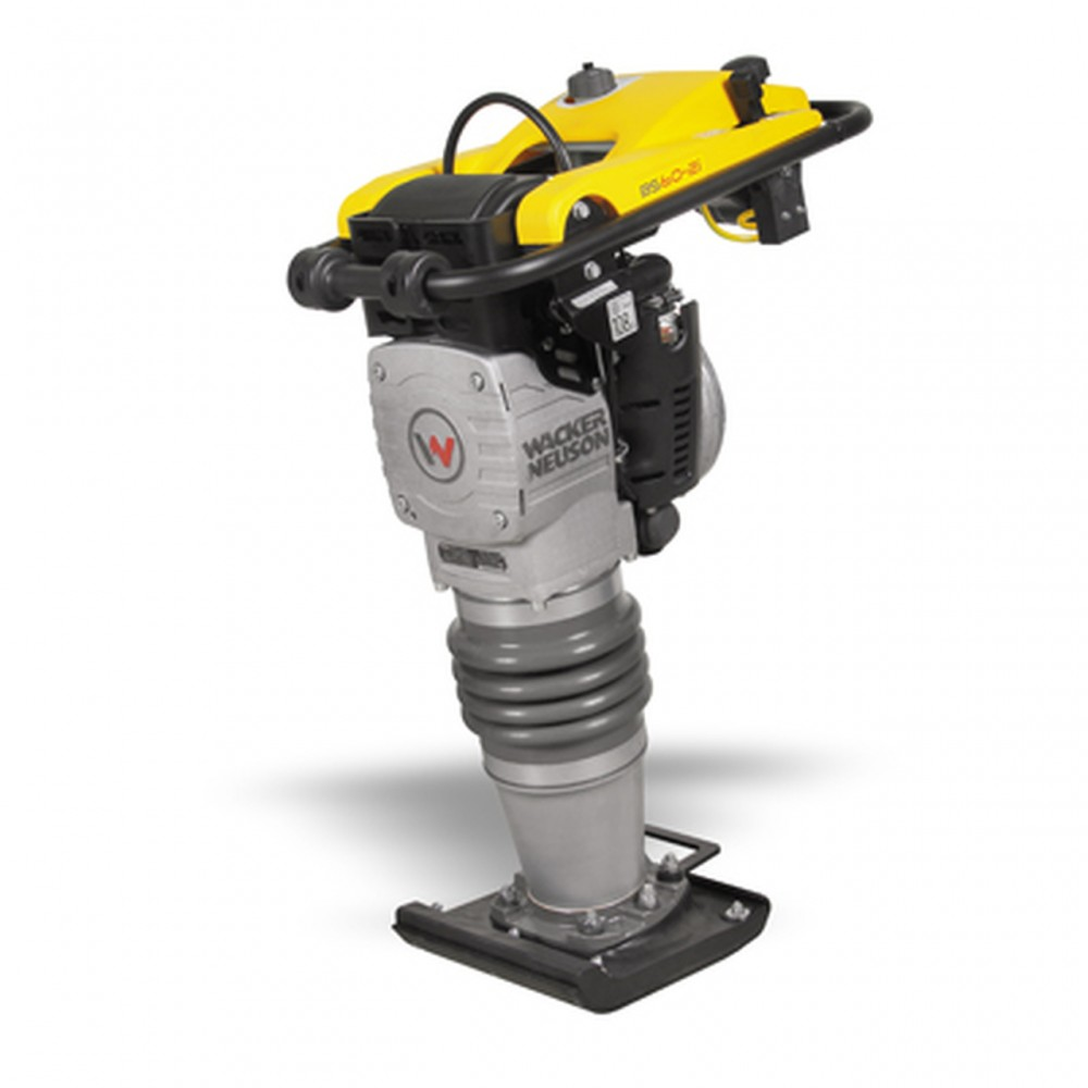 Wacker Neuson BS50-4As Tamping Rammer with Honda engine and 11 in Ramming Shoe