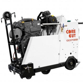 Core Cut CC3700 Self Propelled Concrete Saw 9209