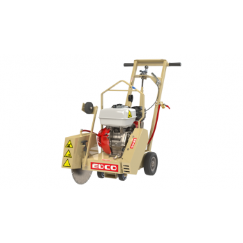 EDCO SK-14-9H, 14 inch 9HP Downcut Walk-behind Saw for Concrete/Asphalt Cutting & Drilling