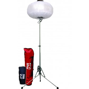 Multiquip GB3LED Globug Balloon Light, Tripod Type
