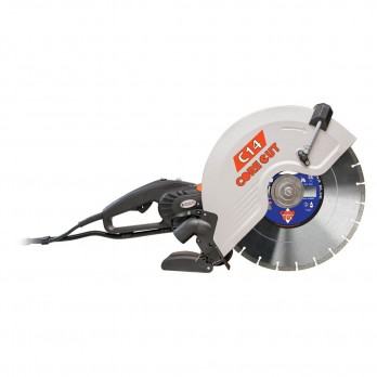 "Core Cut C14 Electric 14"" Concrete Cut-Off Saw by Diamond Products (Blade not included)"