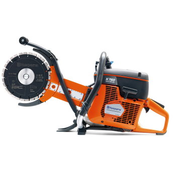 Husqvarna K760 CUT-N-BREAK Power Cutter, Concrete Cut-Off Saw 967195701