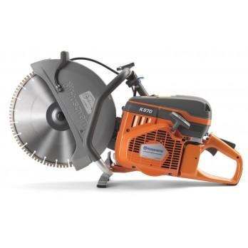 "Husqvarna K970 14"" Power Cutter, Handheld Concrete Cut Off Saw"