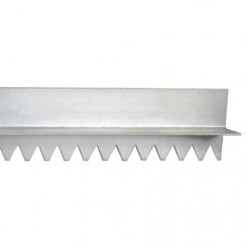 """Kraft Tool GG836-6 36"""" Magnesium Asphalt Lute with 6' Handle"""