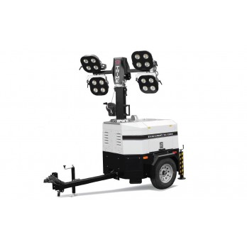 Trime EL1250 Eco-Light LED Light Tower by FTG Equipment