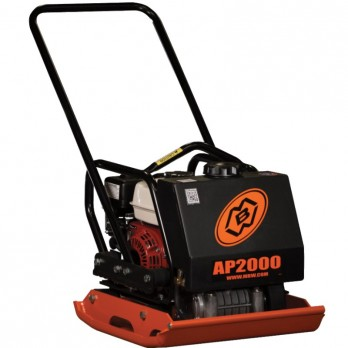 MBW AP2000 Plate Compactor with 20 Inch X 22 Inch Plate 2000 Series