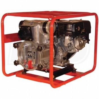 "Multiquip QP3TH 396 GPM 3"" Trash Pump w/ Honda GX Engine"