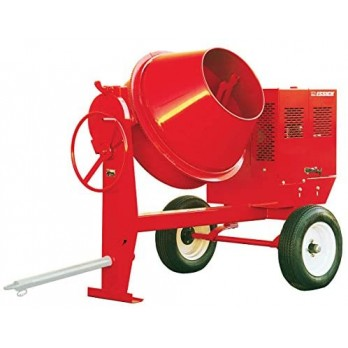 Steel Drum 9 Cu. Ft. Concrete Mixer MC94SE MC94SH8 by Multiquip Whiteman Electric or Gas Version