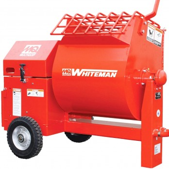 Multiquip Whiteman WM45H Portable Mortar Mixer 4.5 Cu Ft