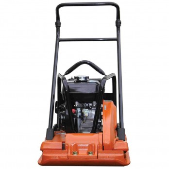 "Multiquip Mikasa MVC82VH Plate Compactor with 3,080 lb Force, Honda GX160 Engine. 17.7"" Wide. No water Tank"