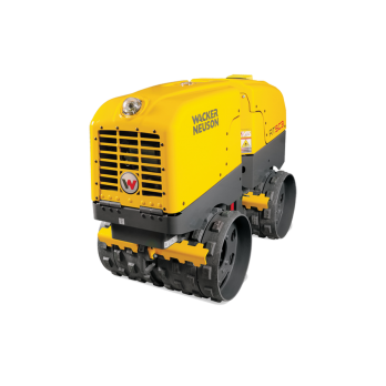 Wacker Neuson RTKX-SC3 Vibratory Trench Roller, Remote Controlled, Kubota Engine, Flexible Drum 5100018518