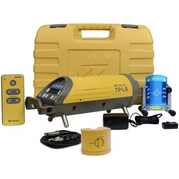 Topcon 329560132 TP-L5 Series Green Beam Pipe Laser