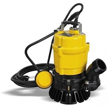 Wacker PSTF2-400 2 inch Submersible Pump 2 HP 53 GPM