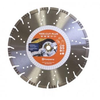 "16"" Husqvarna 585580802 Vari Cut Plus Diamond Saw Blade Wet/Dry"