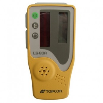 Topcon LS-80A Laser Receiver with Rod Clamp 57140