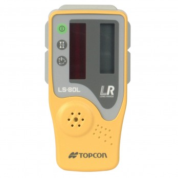 Topcon LS-80L Long Range Laser Receiver without Rod Clamp 313540702 LS80L