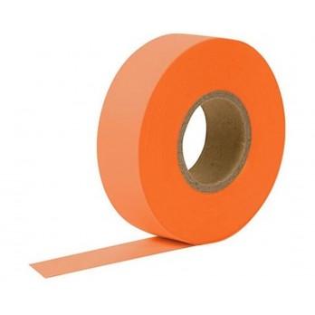 Keson FTGP FTGO Glo-pink & Glo-Orange Flagging Tape 1 3/16 Inch X 150 feet