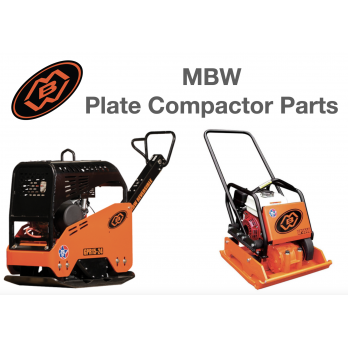 00005 Cover, Front for GP3000-15H Plate Compactors by MBW Genuine Parts