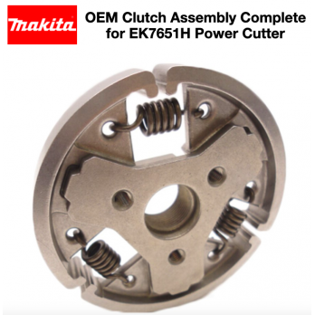 Makita OEM Clutch Assembly Complete for EK7651H Power Cutter 168834-8 1688348