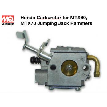 Honda Carburetor for Multiquip Mikasa MTX60 MTX70 Rammers 16100Z4ES16