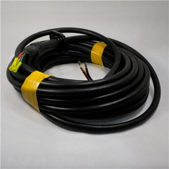 Tsurumi 001-006-29 CABLE WITH GLAND 50' 3CX12AWG for LB1500 LB-1500-60 Submersible Pumps