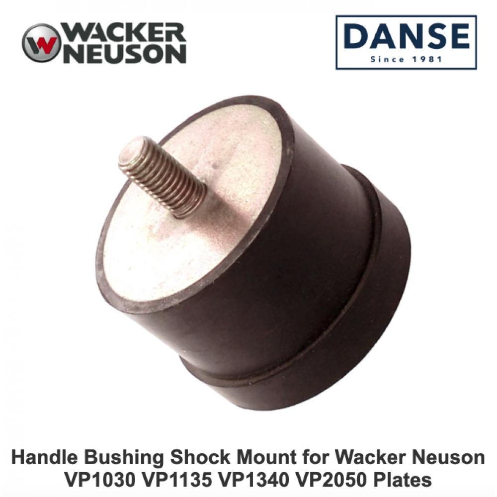BS50-4 Handle Roller Assembly OEM Wacker Neuson rammer part 0086572 5100032274
