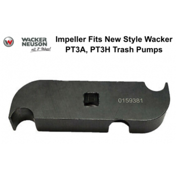 Impeller Removal Tool for Wacker Neuson PT2 PT3 Trash Pumps 0159381 5000159381