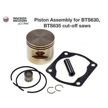 Piston Assembly for Wacker Neuson BTS630, BTS635 cut-off saws 213680 5000213680