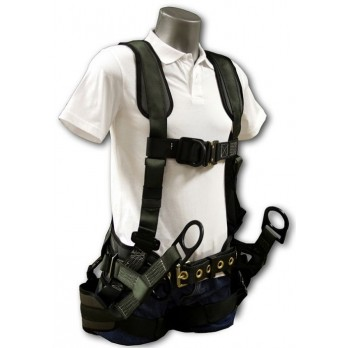 22870BH-ALT  Stratos Tower Style Full Body Harness by French Creek Productions