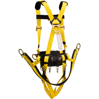 800 Series Tower Climbing Harness by French Creek 850ABTH