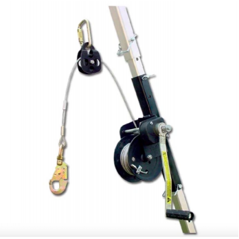 French Creek MW Series Synthetic, Galvanised or Stainless Steel Rope Winch
