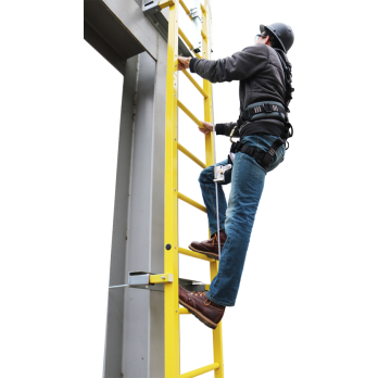 Flexible cable climbing system 100 feet by FrenchCreek Production VL-38-100 VL38100