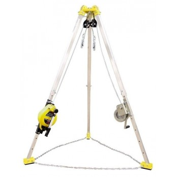 9 Feet' Tripod (TP9) for Confined Safety System by French Creek
