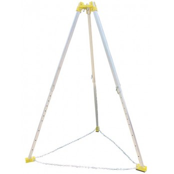 7' Tripod (TP7) for Confined Space Safety by French Creek