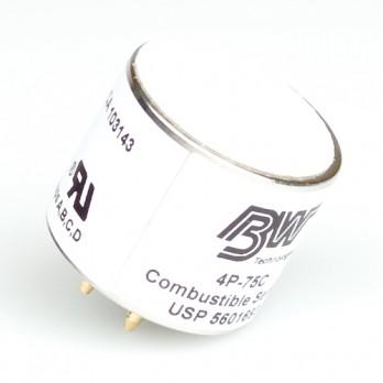 Quattro Replacement LEL Sensor SR-W04-75C by BW Technologies
