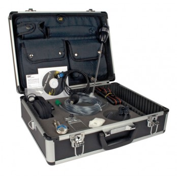 Honeywell GasAlert Quattro Deluxe Confined Space Kit QT-CK-DL by BW Technologies