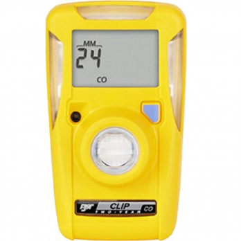 BW Honeywell Clip 2 Year Personal CO Single Gas Detector BWC2-M