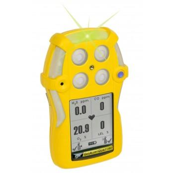 BW Technologies Quattro Multi-Gas Detector GasAlertQuattro QTXWHMAYNA with Alkaline Batteries