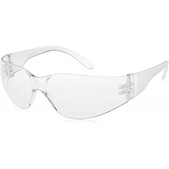 Gateway Safety 4680 Starlite Clear Safety Glasses box of 10