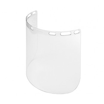 Gateway Safety Face Shield Clear Molded Visors 661