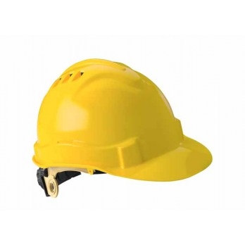 Cap Style Vented Hard Hat, Serpent series by Gateway Safety (avail. in 4 colors)