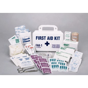 First Aid Kit 10 Man FAK-1