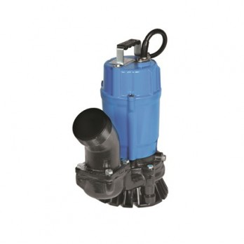 "Tsurumi HS3.75S-62- 60 GPM 3"" Submersible Trash Pump (HS375S)"