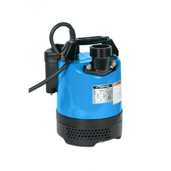 Tsurumi, LB480A Auto Electric Submersible Dewatering Pump, 2/3 HP, 110V